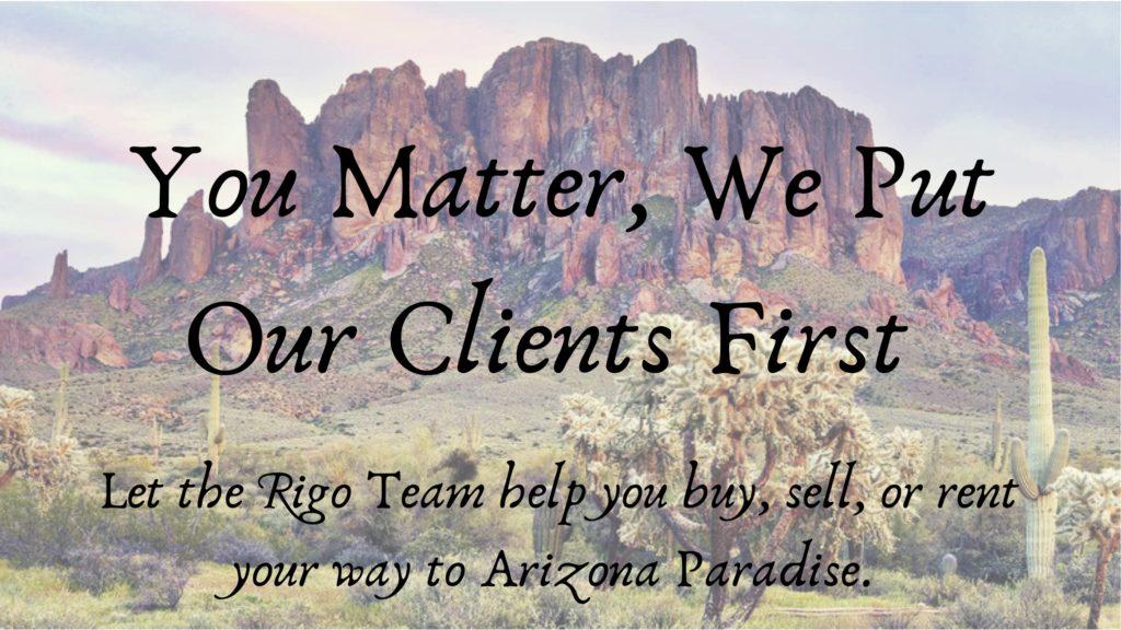 The Rigo Team Gilbert Arizona Homes