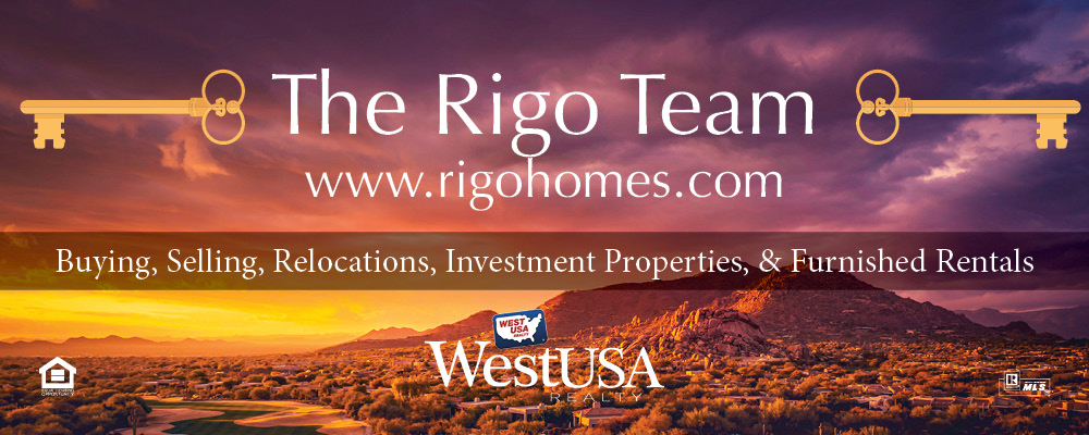 The Rigo Team Cave Creek Arizona Homes