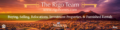Gilbert Homes with The Rigo Team
